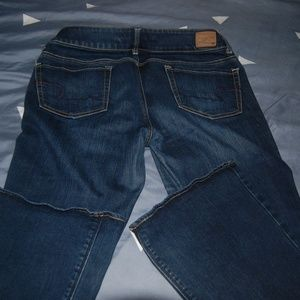 """American Eagle Outfitters Jeans - American Eagle """"Artist""""  Super Stretch Jeans"""